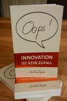 Christina Taylor, «Oops! Innovation ist kein Zufall»: neu bei Editions W.
